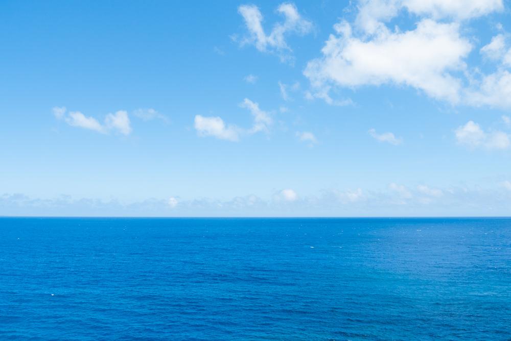 辺戸岬からの絶景