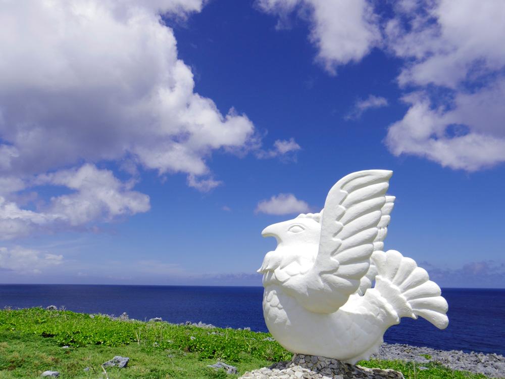 沖縄最北端の海