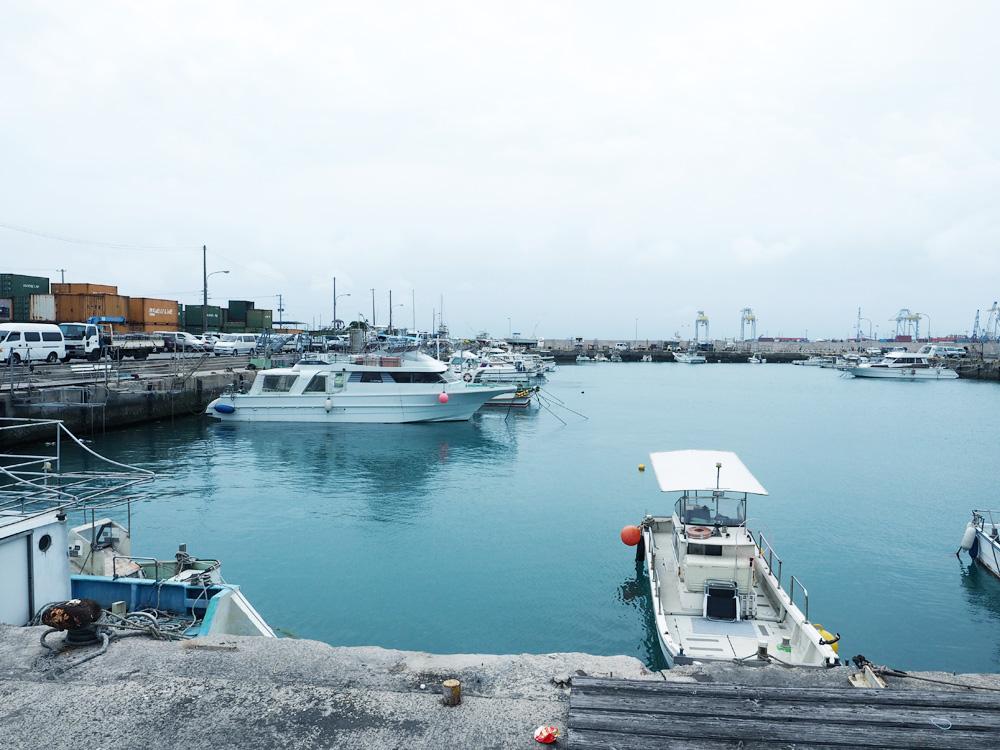 港でハーリー