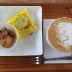 南城市の海がみえる癒し喫茶「まんまるカフェ」