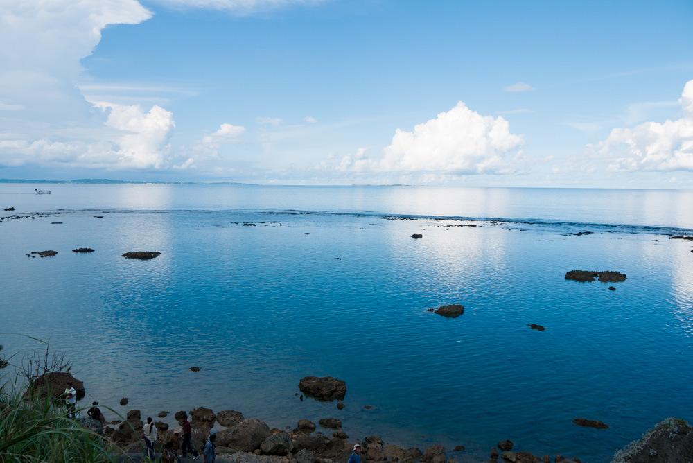 沖縄のウユニ塩湖