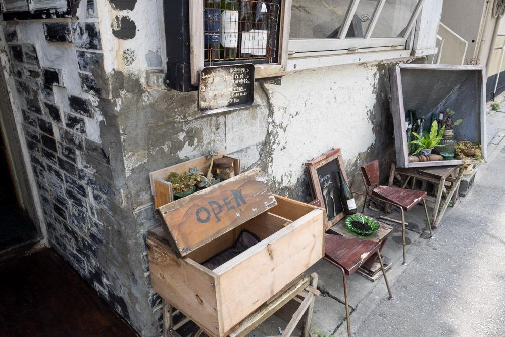 久茂地のカフェ