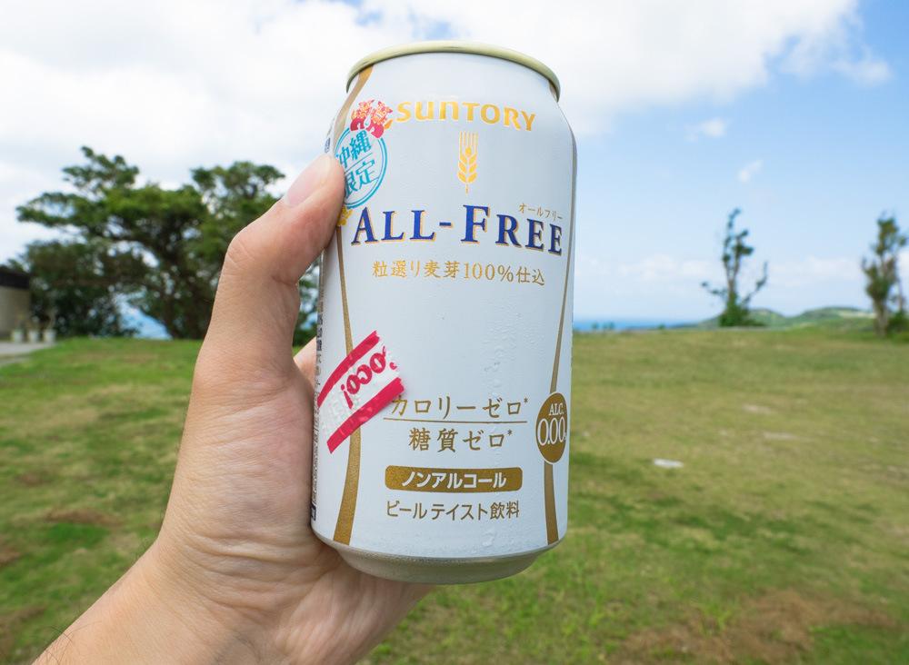 絶景スポットとアルコールフリードリンク