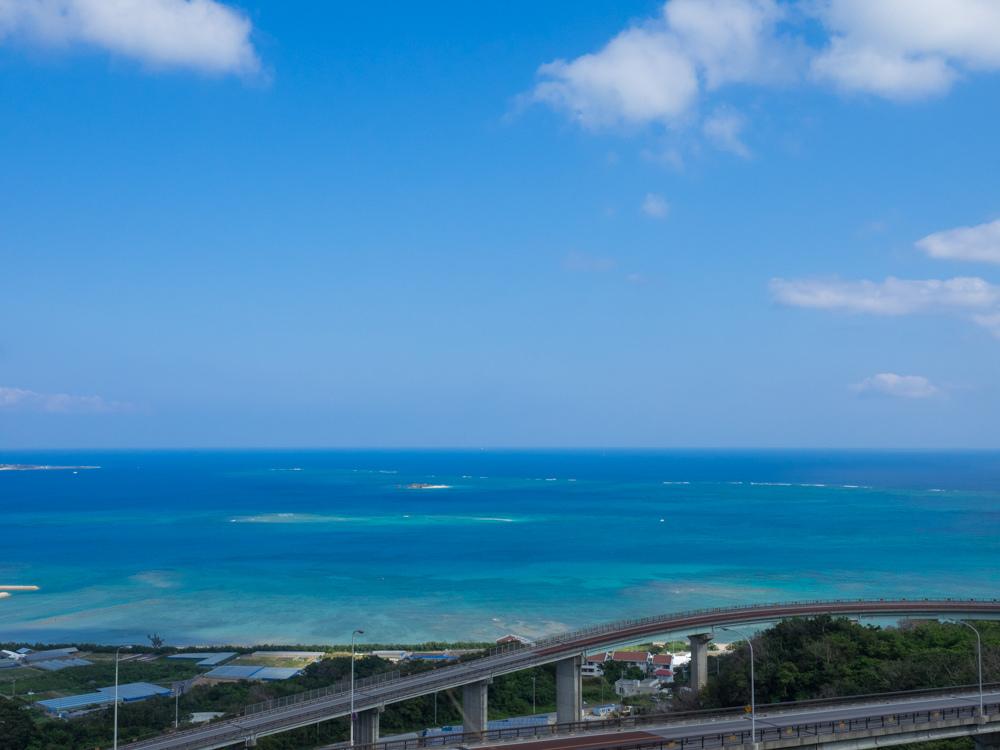 高台からの絶景