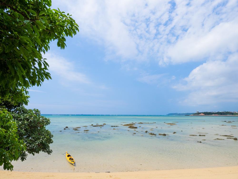 癒される海の景色