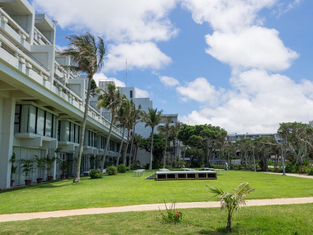 ムーンビーチホテル恩納村