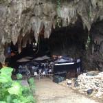 洞窟にカフェ!?「ケイブカフェ(ガンガラーの谷)」