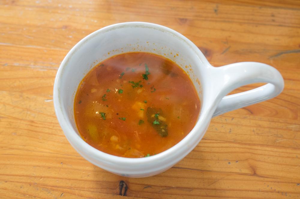 ベジタリカのスープ