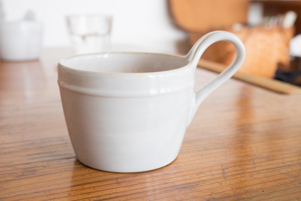 スープの陶器