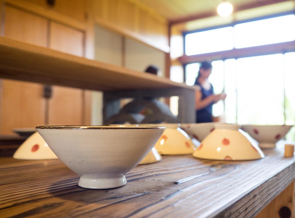 宮城陶器お茶碗