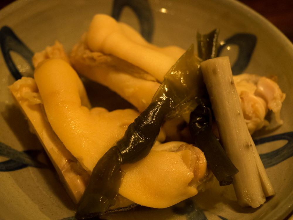 沖縄料理のてびち