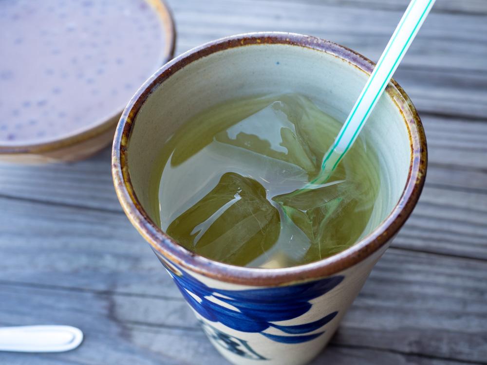 レモンバームのお茶