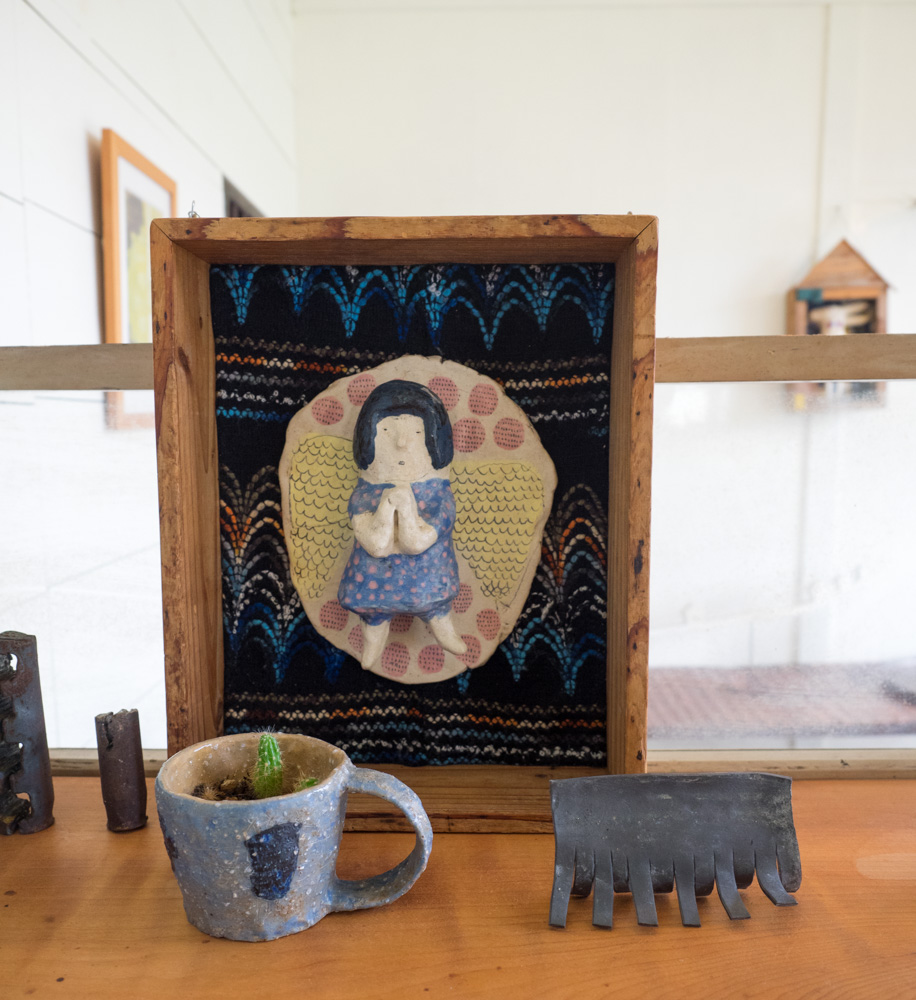 陶器のお土産