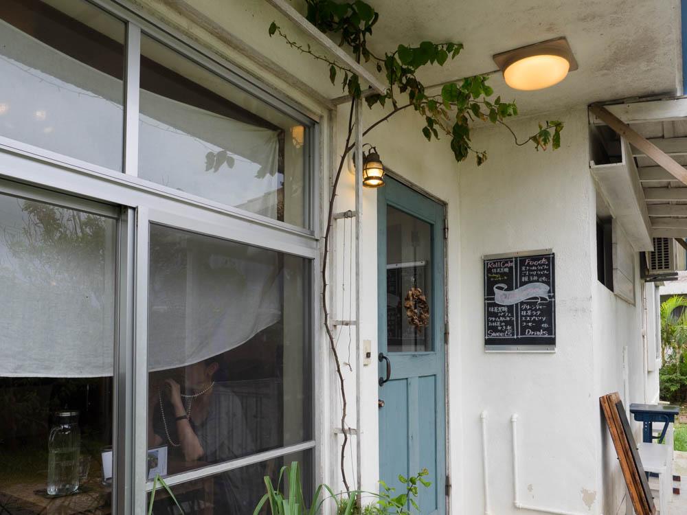 外国人住宅のカフェ