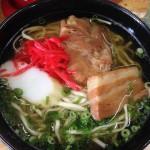 沖縄そばランキングでも人気!南城市「玉家」はあっさり系で美味しい