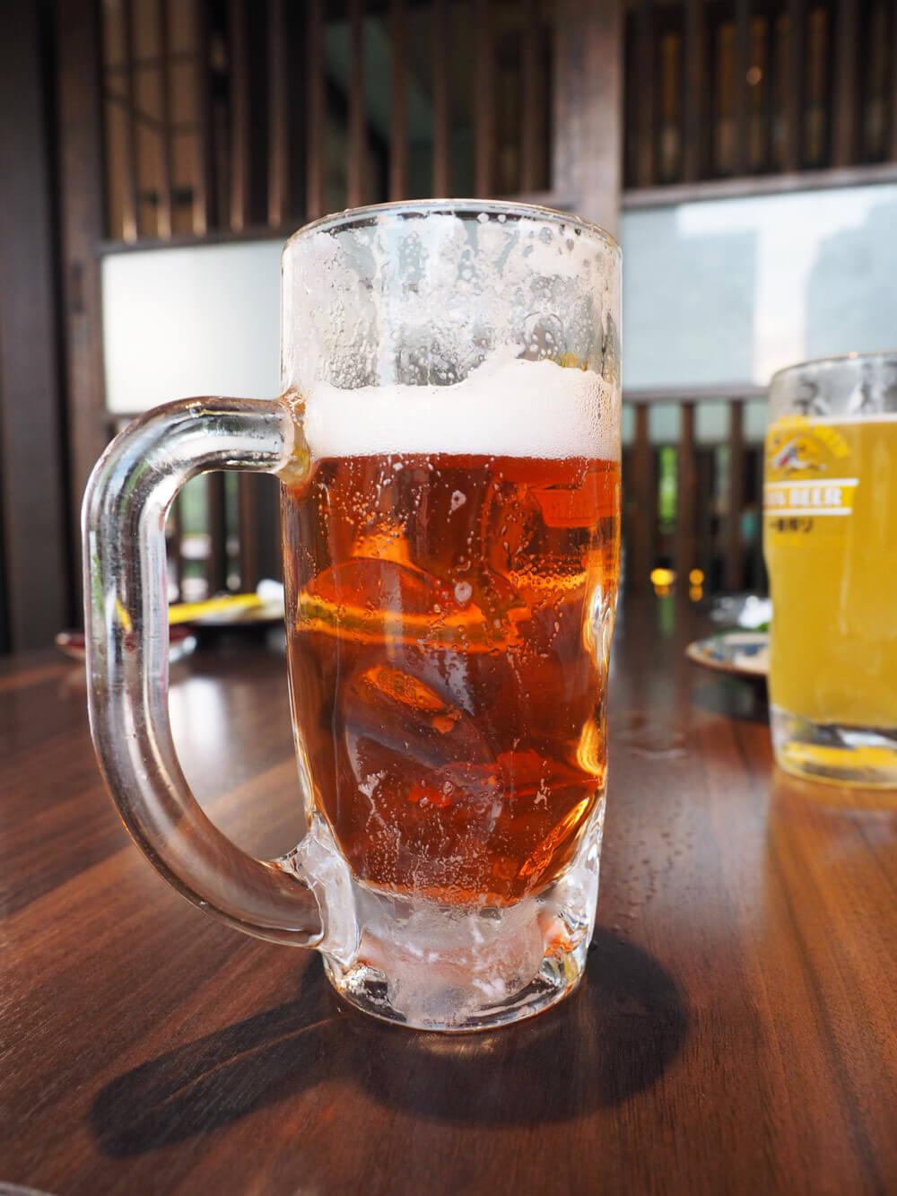 ハイビスカスビール