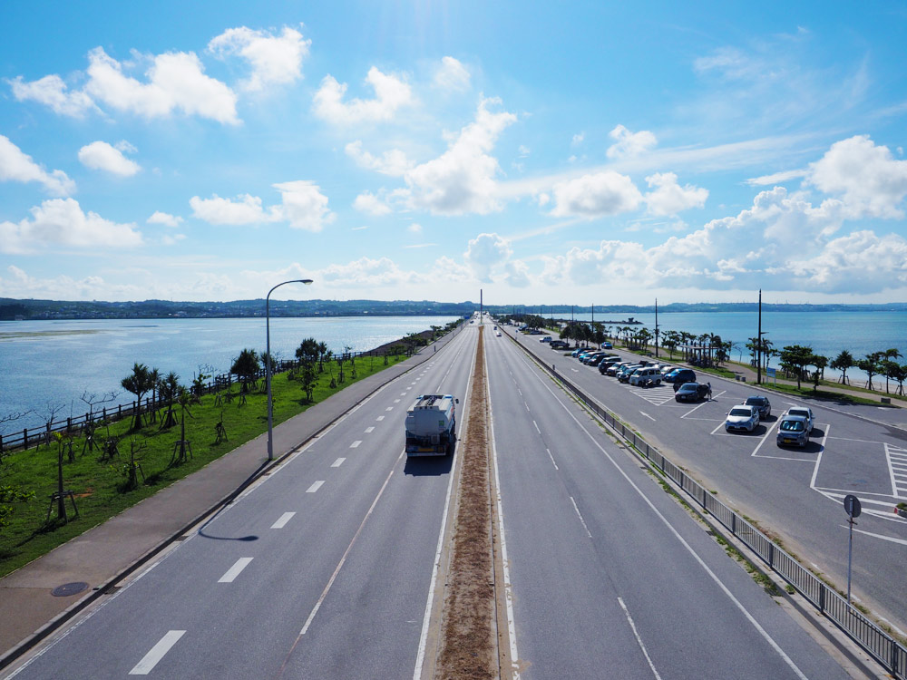 沖縄中部の観光スポット
