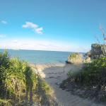 浜比嘉島の穴場ビーチ「ムルク浜」で、シュノーケリング