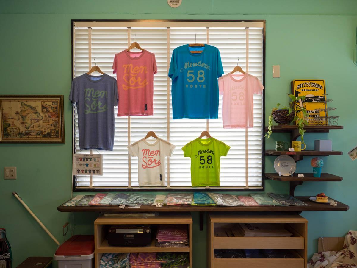 Tシャツも販売している