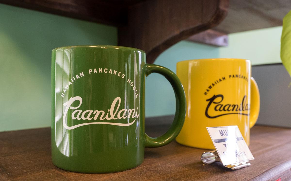 パニラニのマグカップ
