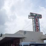 恩納村、シーサイドドライブイン。1967年から続く沖縄初のドライブイン