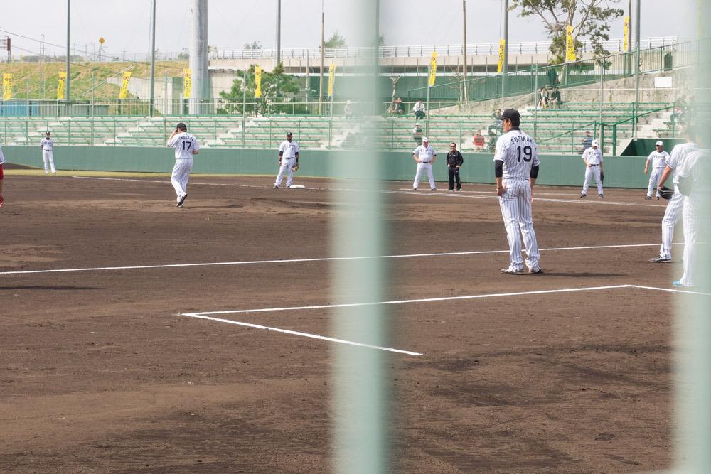 沖縄の野球キャンプ