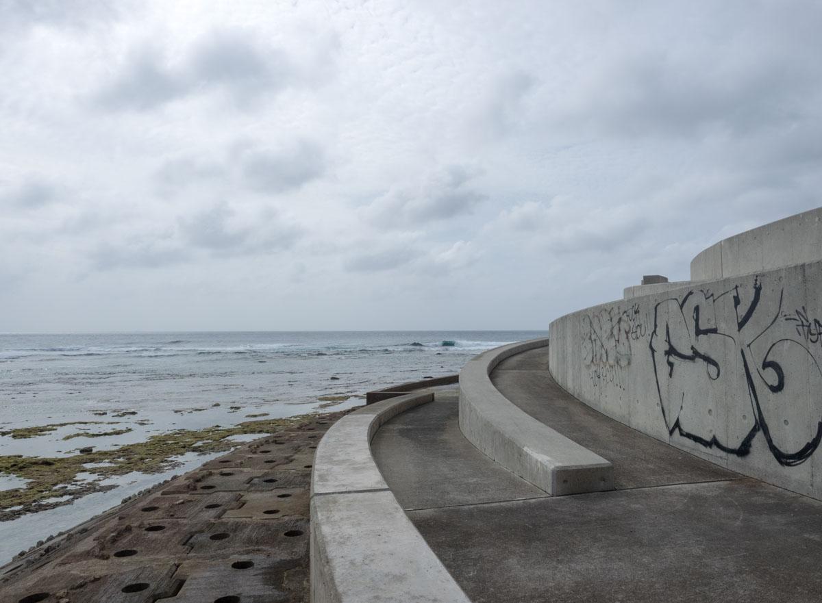 アメリカっぽい沖縄