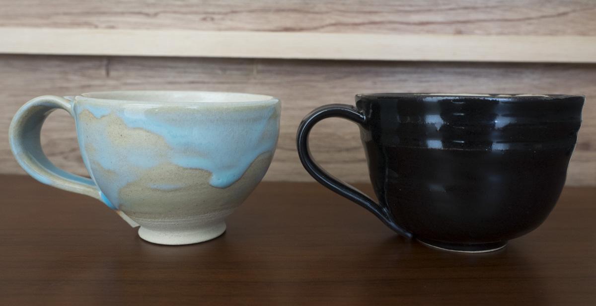 ピノ子が作ったマグカップ