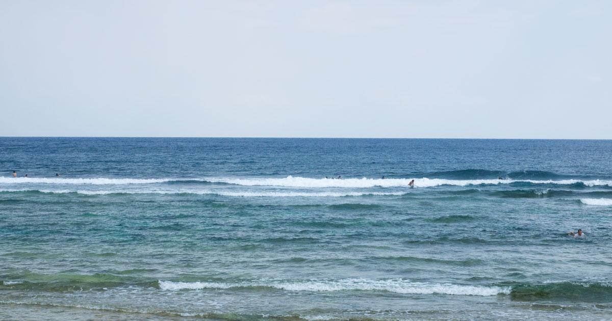 サーフィンスポット
