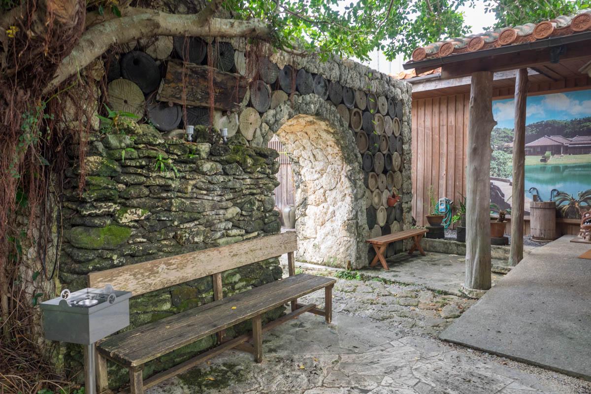 資料館の入り口