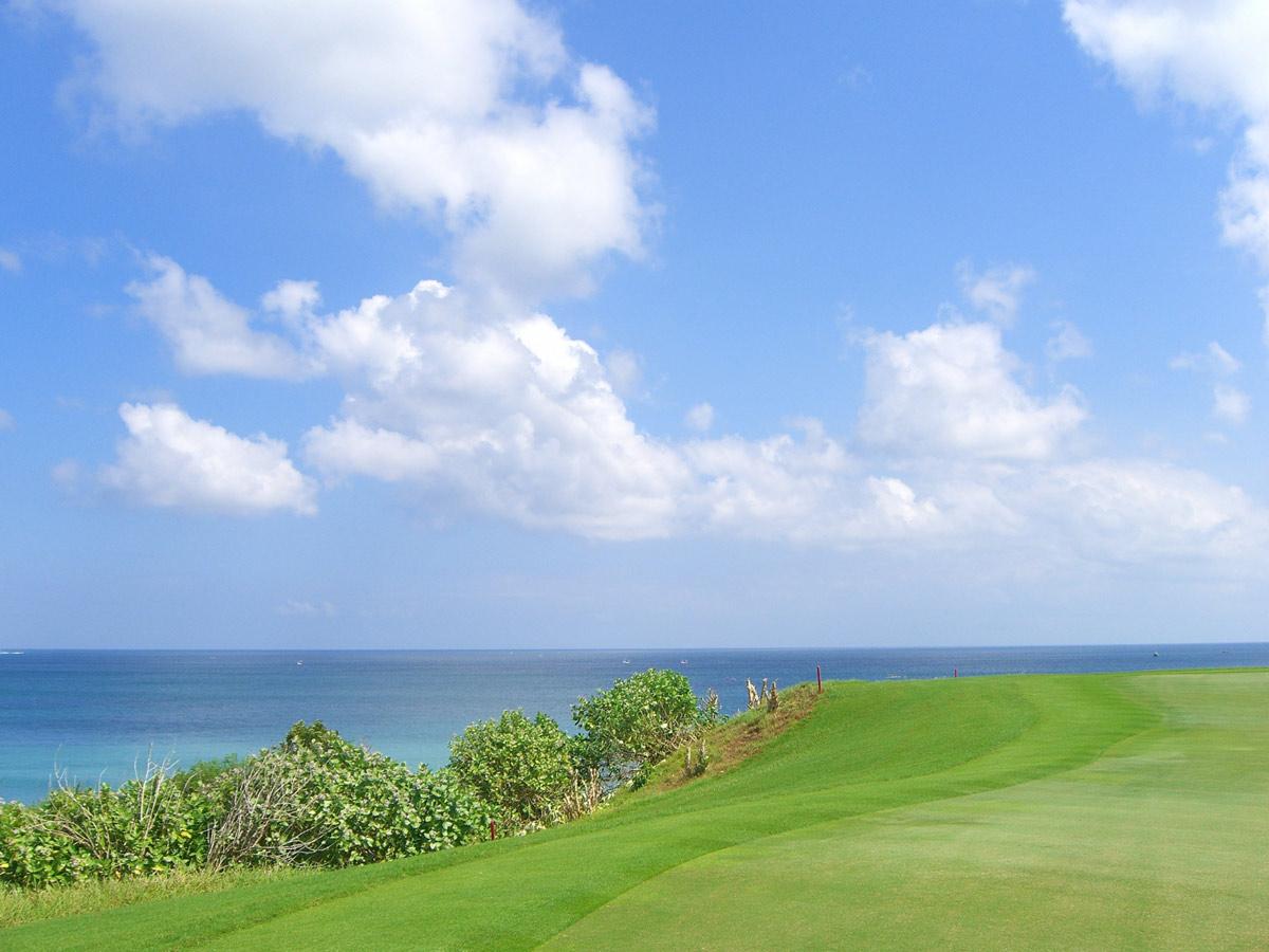 沖縄のゴルフ