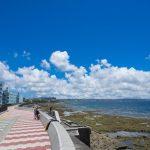 「宮城海岸」北谷町でサーフィン、ダイビングができる人気スポット