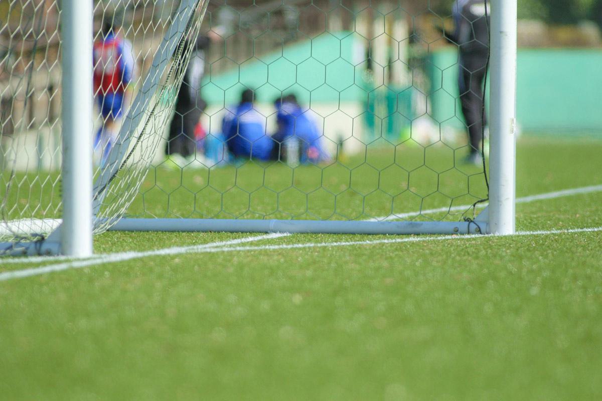 プロサッカーの沖縄キャンプ