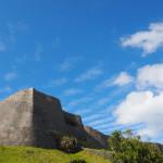 勝連城跡で絶景と歴史を楽しむ。沖縄で最も古いお城