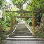 沖縄の神様が子どもを授かった「シルミチュー」で子宝祈願