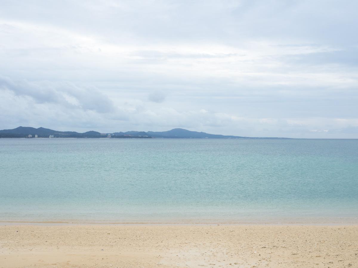 21世紀の森ビーチはキレイな海