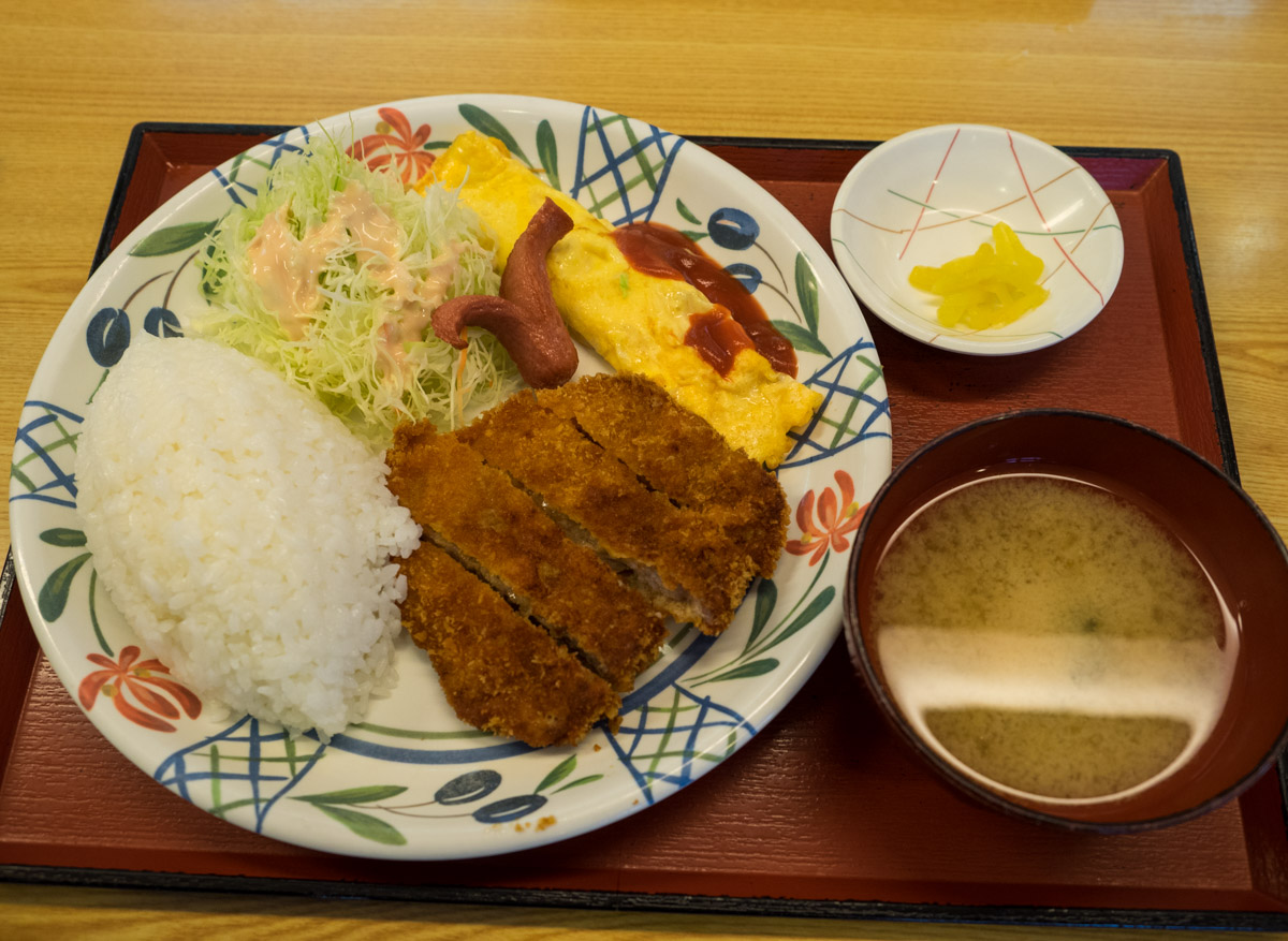 Aランチ(チキン)