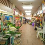地元客が集まる!沖縄のローカル市場「名護市営市場」