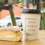 3坪の小さなコーヒーショップ「inno coffee shop」