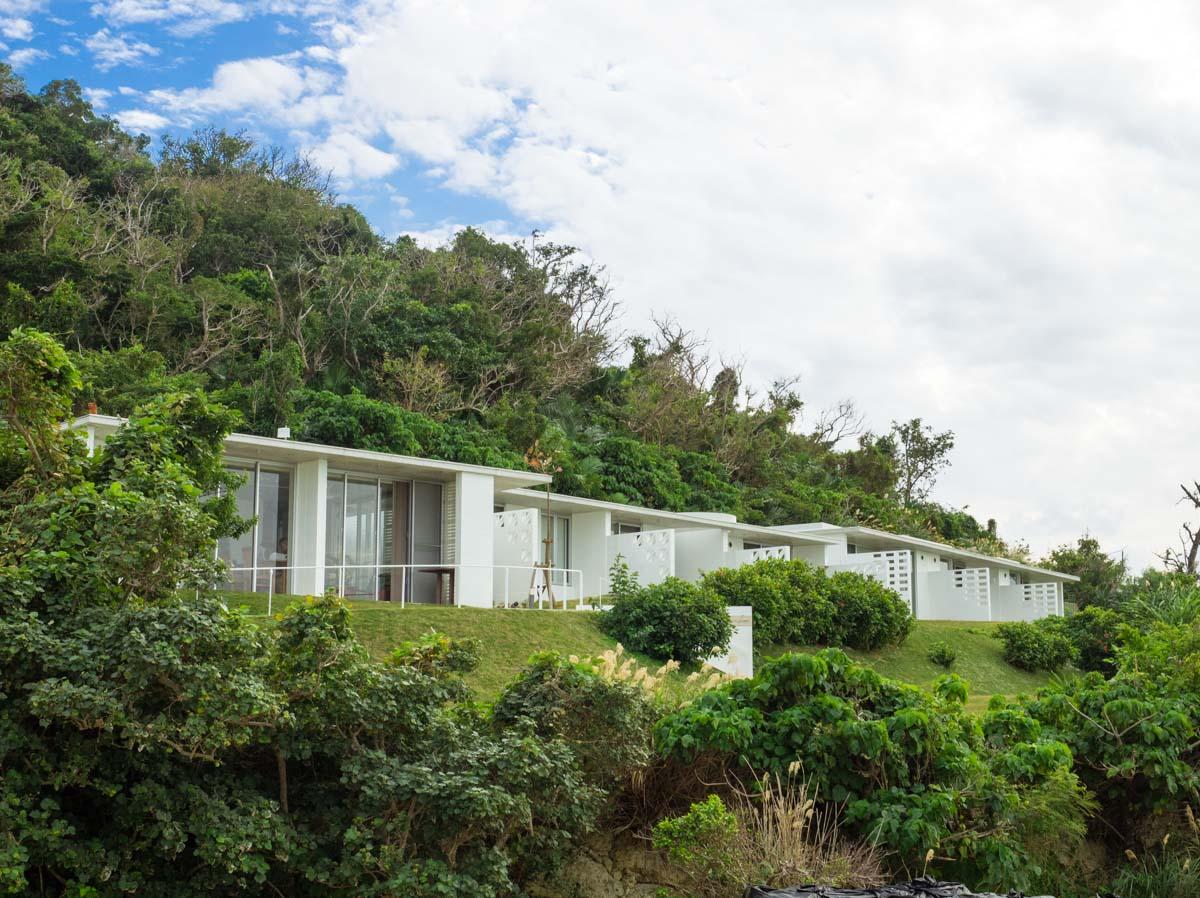 浜比嘉島の413はまひがホテル