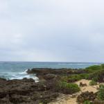 琉球の神が降り立った伝説の地「カベール岬」
