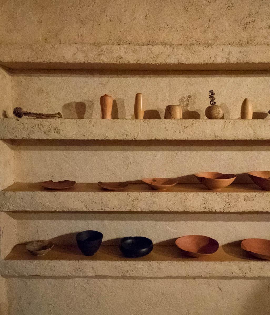 木製の器たち