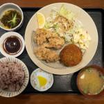 沖縄では珍しい築130年の日本家屋、古民家食堂(こみやしょくどう)