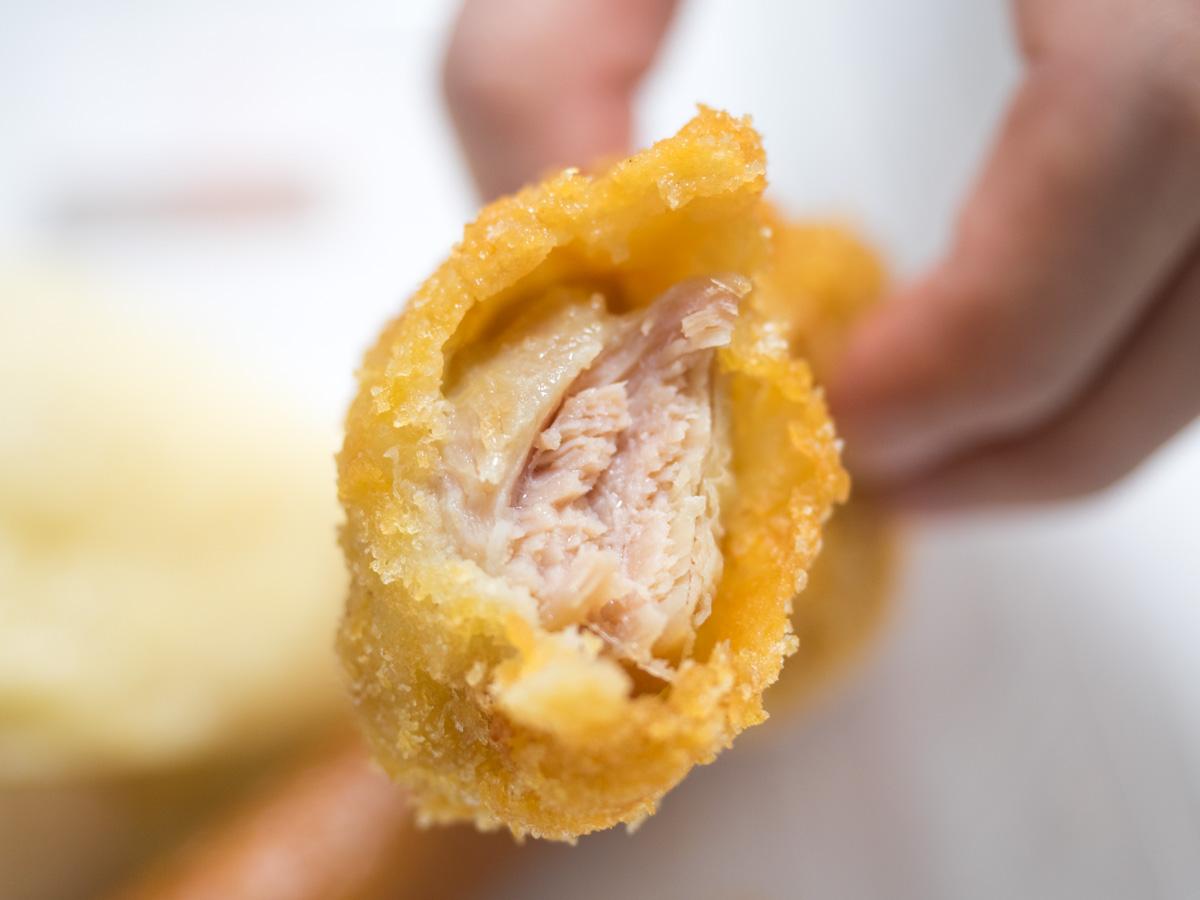 沖縄の丸一食品チキン