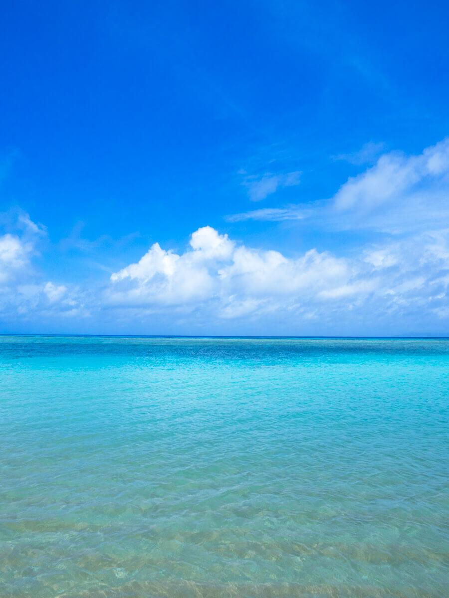 海開き2018!沖縄のニシ浜ビーチの海開きはいつ?最南端ビーチは透明度トップクラス!