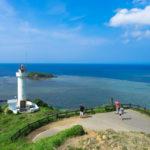 広がる海、ダイナミックな景観。「平久保崎」は、石垣で最も美しい絶景