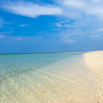 「米原ビーチ」石垣島の豊かなシュノーケリングスポットは、のんびりするにも最高の場所