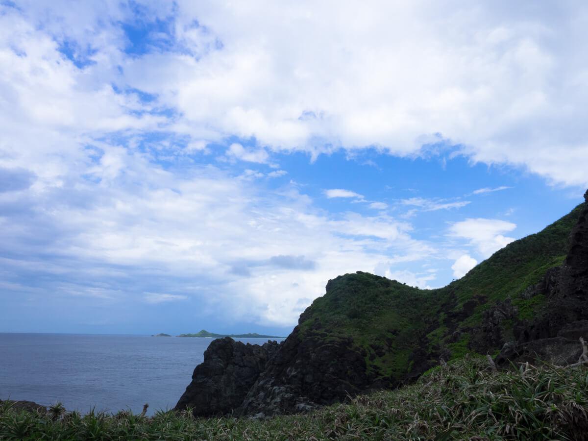 御神崎からの景色