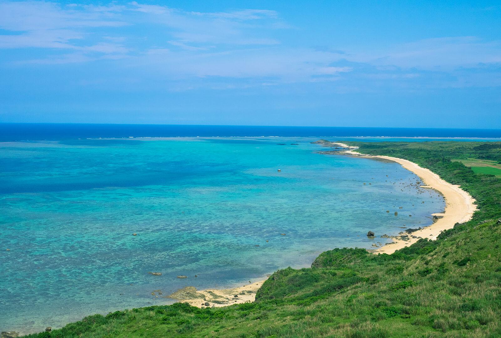 沖縄の最○端