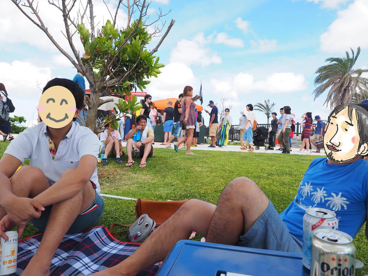 沖縄フードフレアのイベント